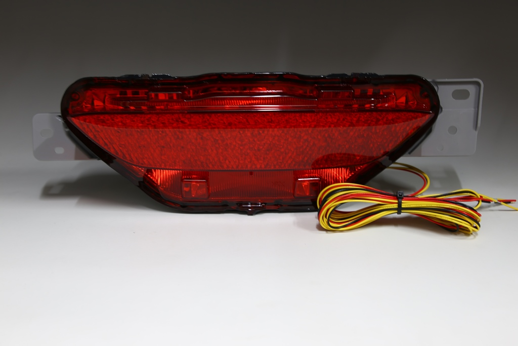 ZYX10 C-HR 純正加工LEDバックフォグ