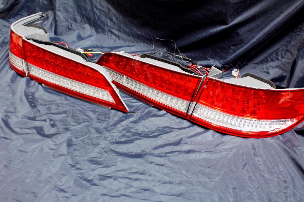 RR エリシオン LED加工 テールランプ></a>  <hr color=