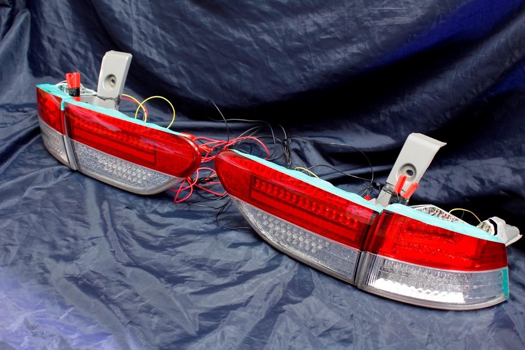 ZGE20 ウィッシュ LED加工 テールランプ></a>  <hr color=