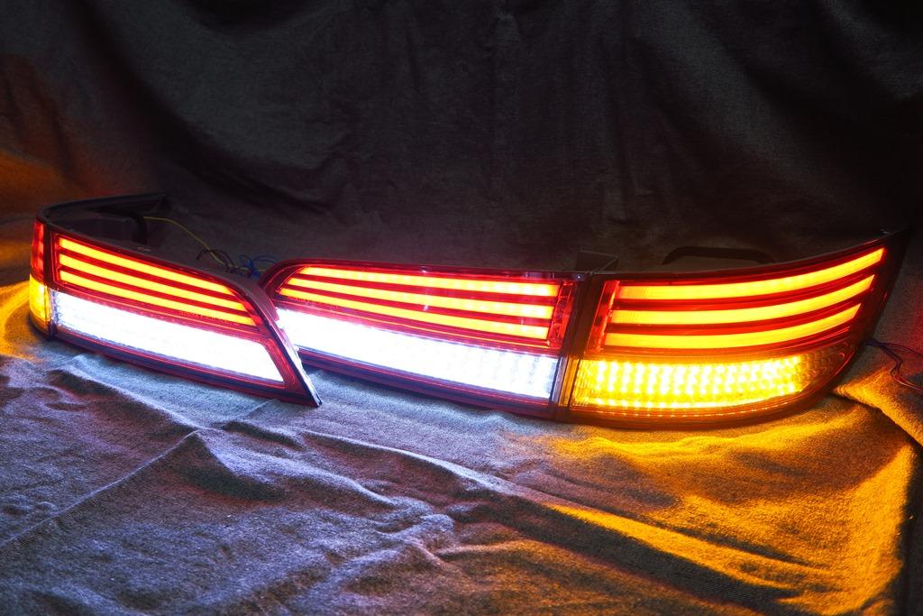 RR エリシオン LED加工 シーケンシャルウインカー テールランプ