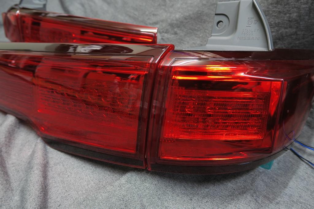 E52 エルグランド LED加工 シーケンシャルウインカー テールランプ></a> <a href=