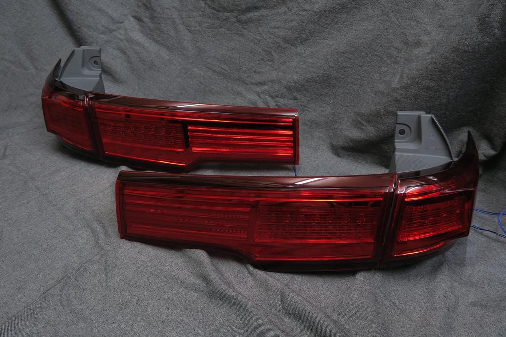 E52 エルグランド LED加工 シーケンシャルウインカー テールランプ></a>  <hr color=