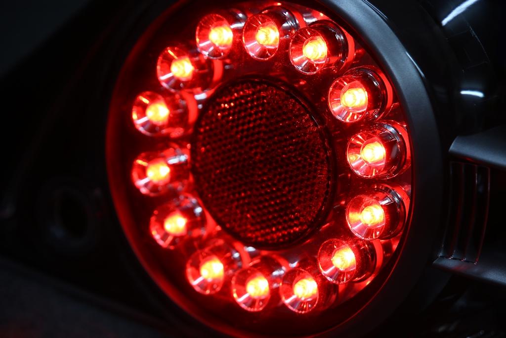 SE3P RX-8 後期 LED加工 テールランプ