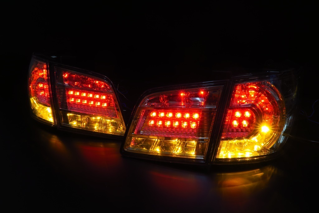 LY3P MPV LED加工 シーケンシャルウインカー テールランプ