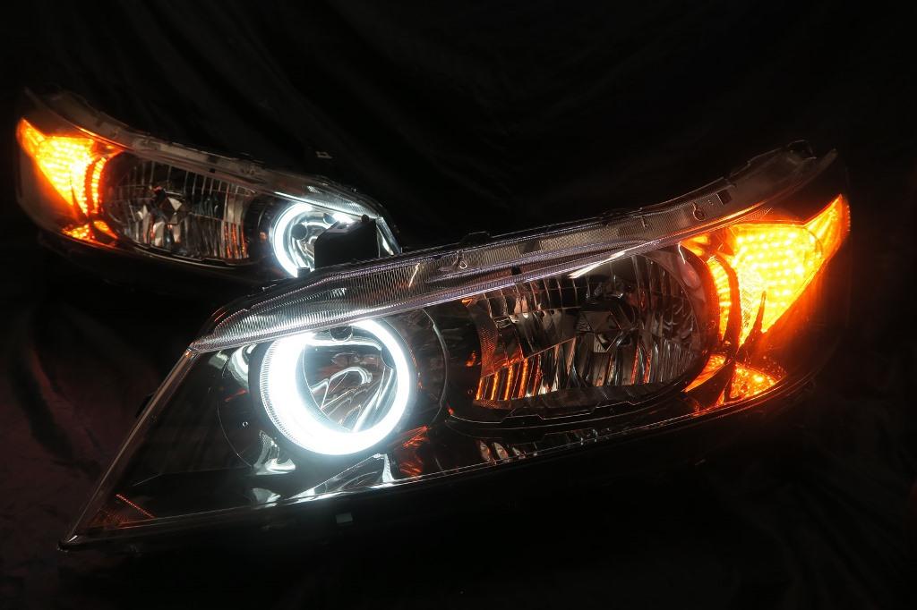 RN6 ストリーム ヘッドライト LED加工