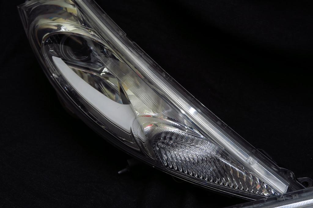 F15 ジューク ヘッドライト LED加工
