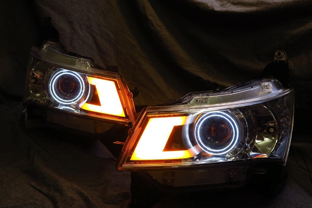 ML21S ルークス ヘッドライト LED加工