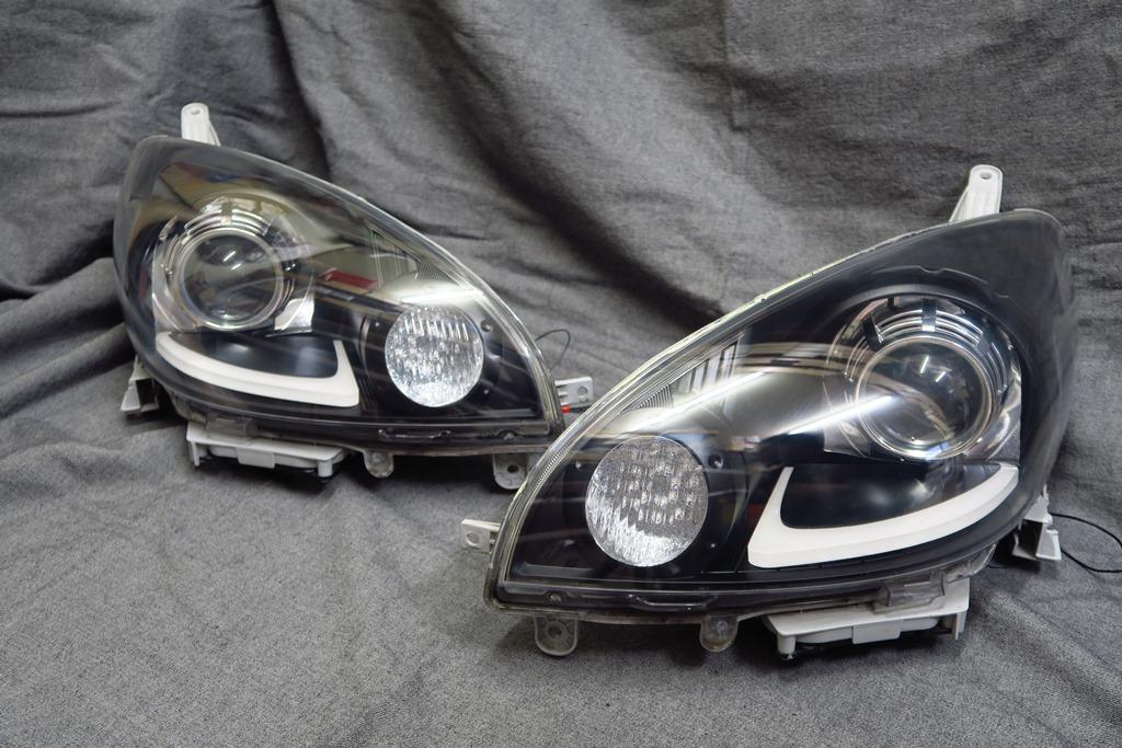 L405S ソニカ ヘッドライト LED加工