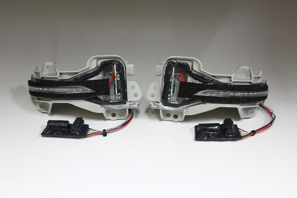 JF3/4 N-BOX カスタム シーケンシャルLEDドアミラーウインカー