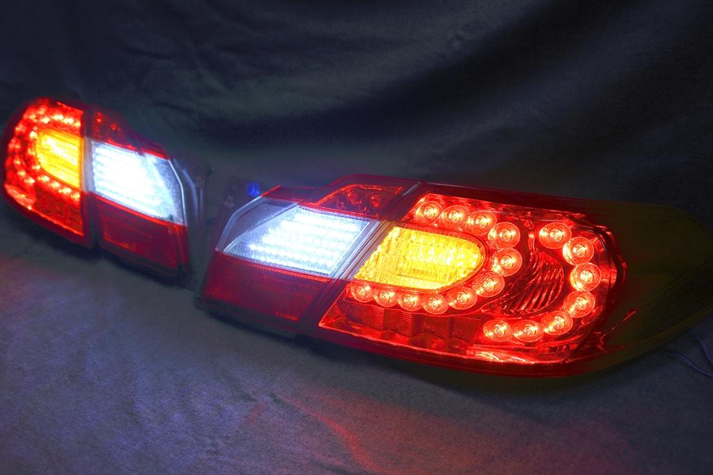 Y51 フーガ 前期 LED加工 テールランプ