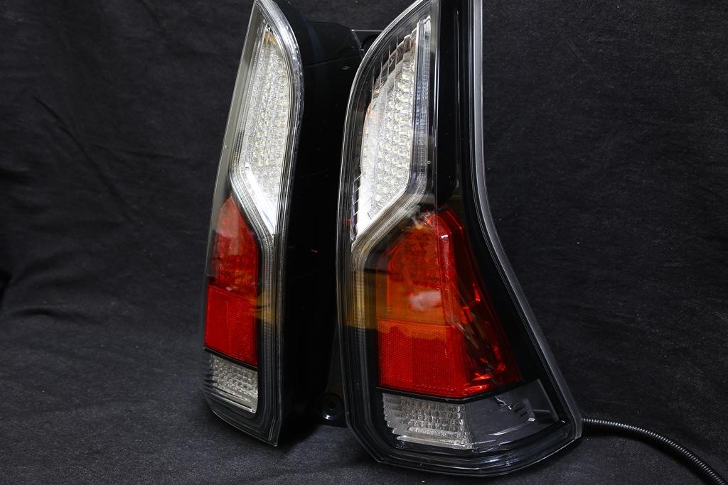 C27 セレナ ライダー LED加工 シーケンシャルウインカー テールランプ